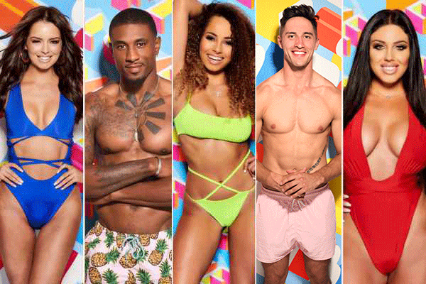 Love Island cast, ITV Pictures