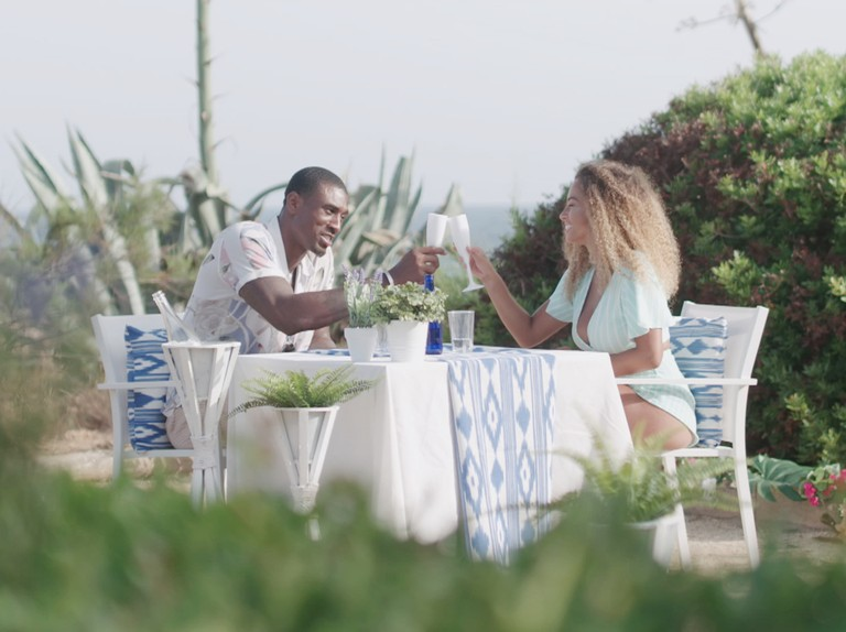 Could Amber and Ovie become the first friendship couple to win Love Island?