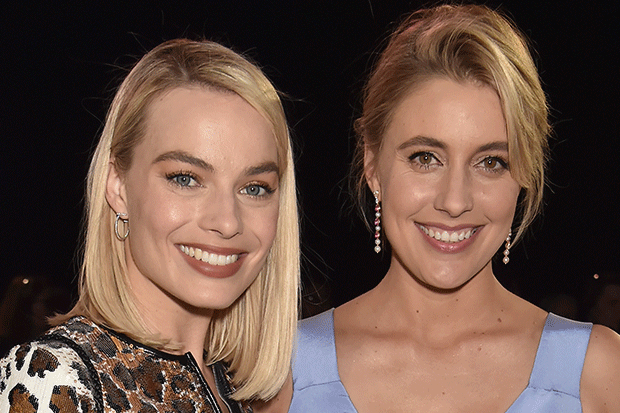 Margot Robbie and Greta Gerwig, Getty