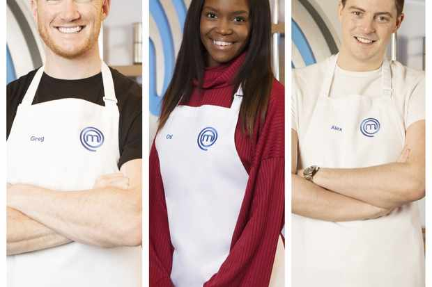 Celebrity Masterchef 2019 (BBC)