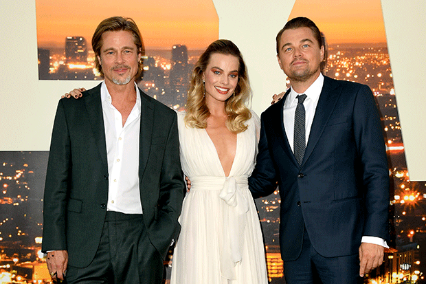 Once Upon a Time in Hollywood's Los Angeles premiere, Getty