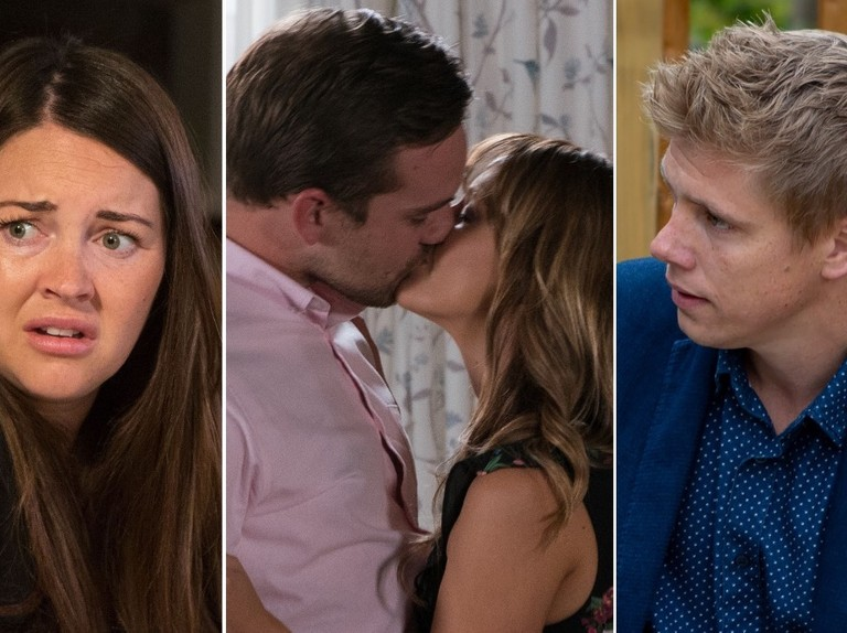 Next week's soaps spoilers: Coronation Street, EastEnders, Emmerdale, Holby City, Hollyoaks and Neighbours – 15 to 19 July 2019