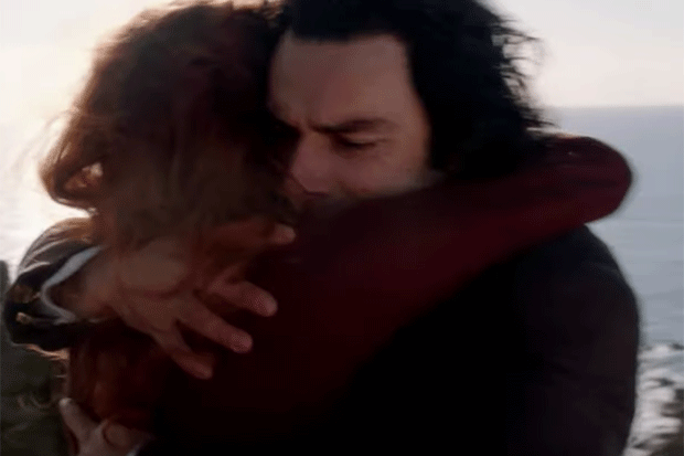 Ross and Demelza in Poldark, YouTube