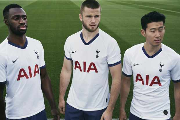 new style 2a55f 5fd94 Tottenham kit 2019/20: Home and away shirts unveiled - Radio ...