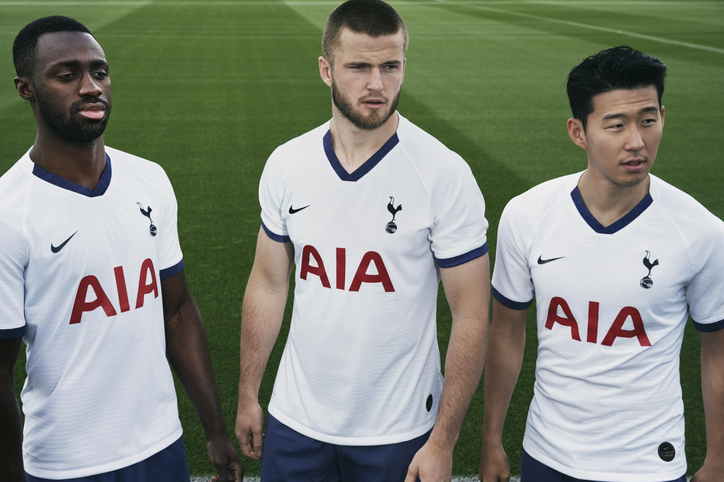 Tottenham kit 2019/20: Home and away shirts unveiled - Radio Times