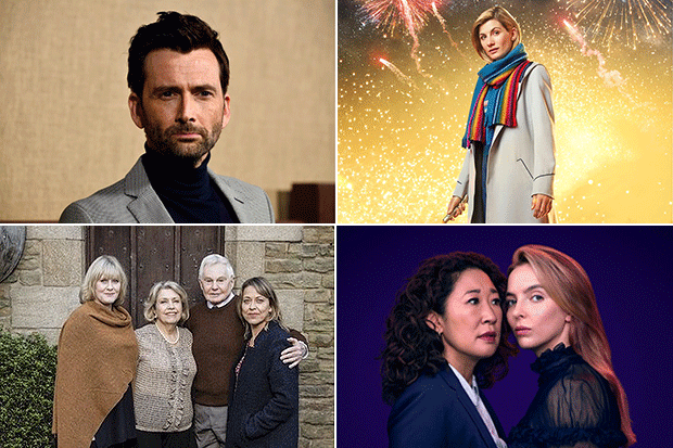 What are the best TV shows released in 2020? FULL list of