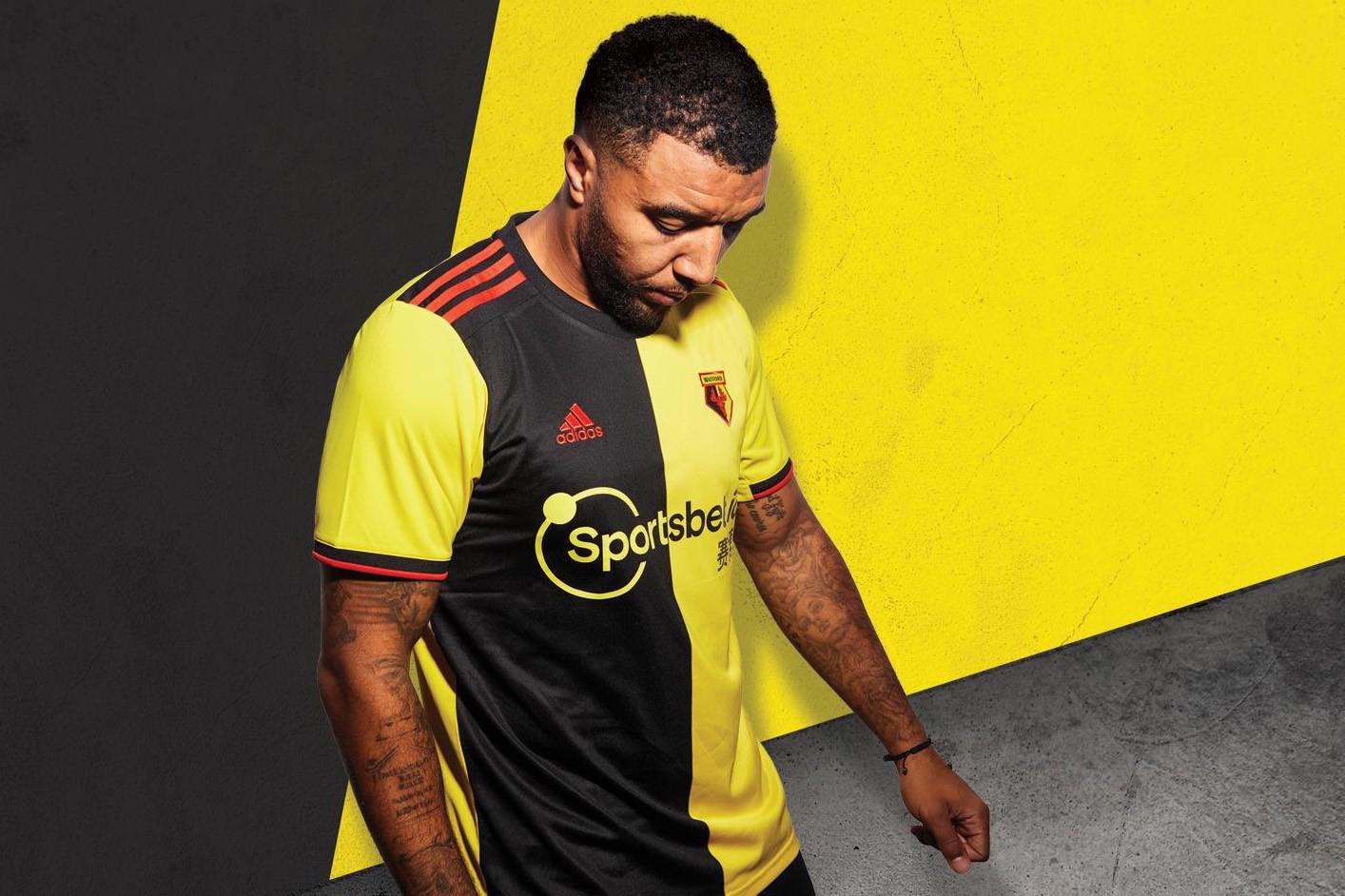 Watford home kit