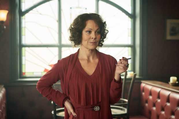 Helen McCrory (Polly Gray) in Peaky Blinders