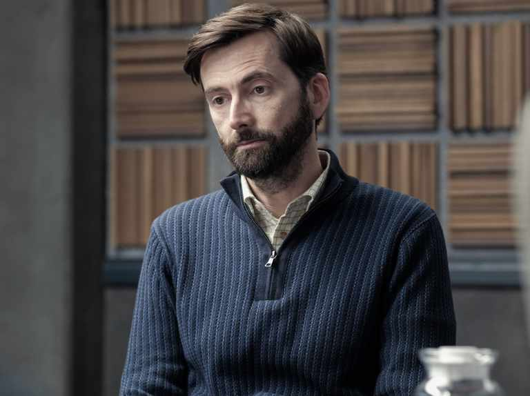 Watch David Tennant in action in our exclusive trailer for Netflix's chilling new drama, Criminal