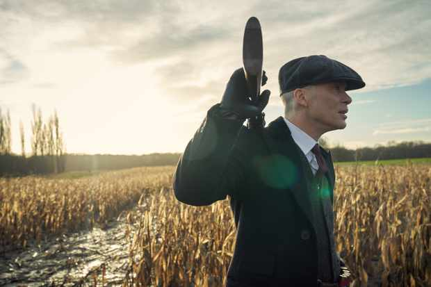 Cillian Murphy (Tommy Shelby) Peaky Blinders