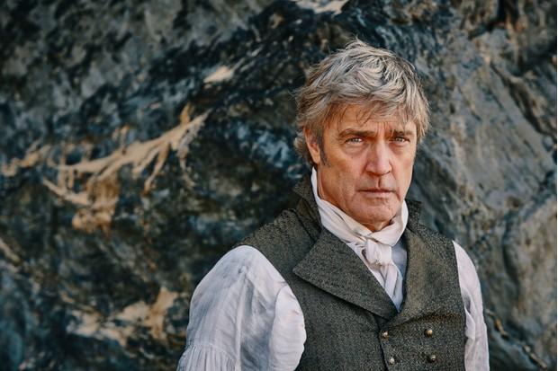 Vincent Regan plays Ned Despard (BBC)