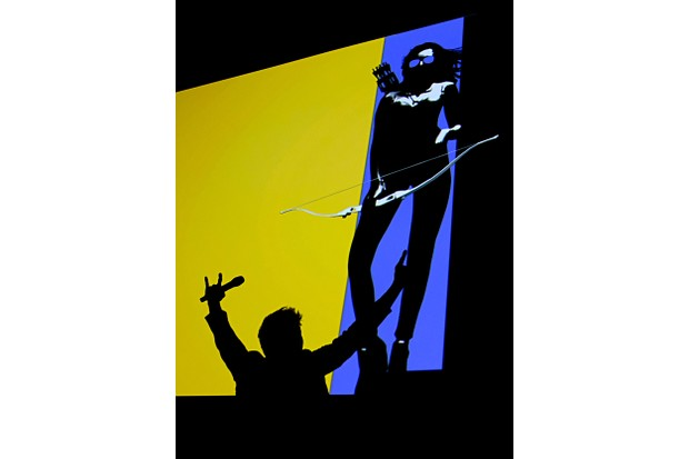 Jeremy Renner teases the arrival of Kate Bishop's Hawkeye at San Diego Comic-Con