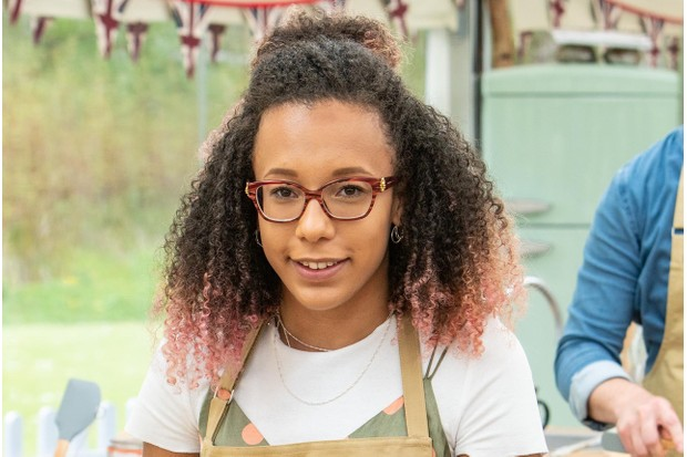 Bake Off Amelia (Channel 4)