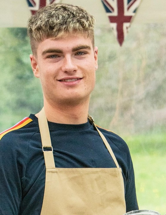 Bake Off Jamie (Channel 4)