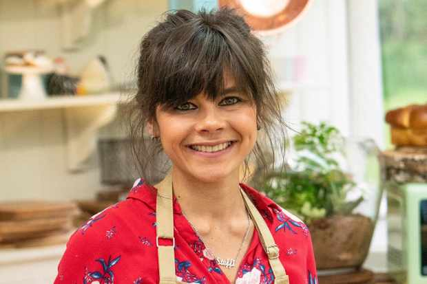 Bake Off Steph (Channel 4)