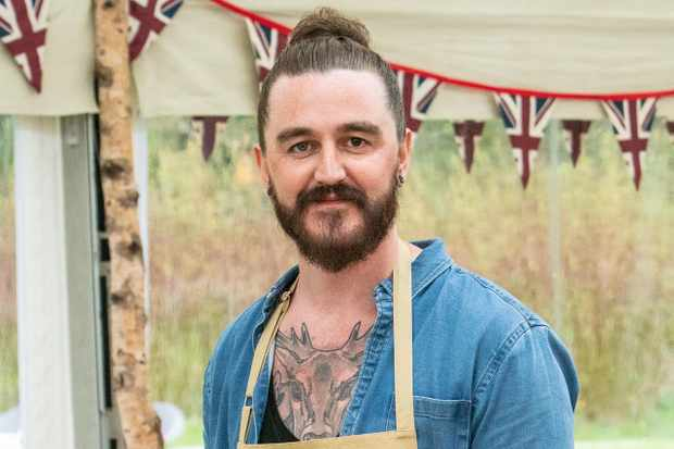 Bake Off - Dan (Channel 4)
