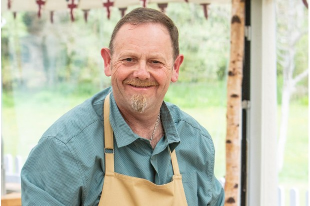 Phil is Bake Off's oldest competitor this year