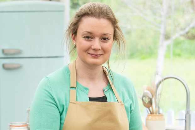 Bake Off Rosie (Channel 4)