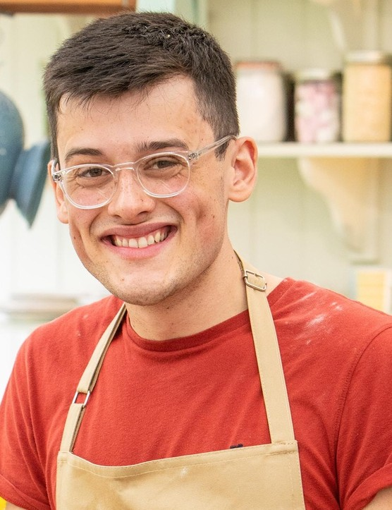 Bake Off Michael (Channel 4)