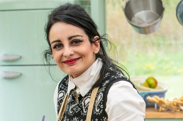 Bake Off Helena (Channel 4)