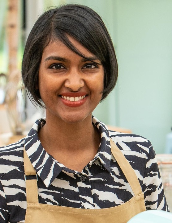 Bake Off Priya (Channel 4)