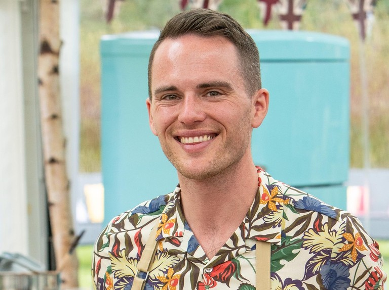Meet David from Great British Bake Off - the man with baking survival  skills - Radio Times