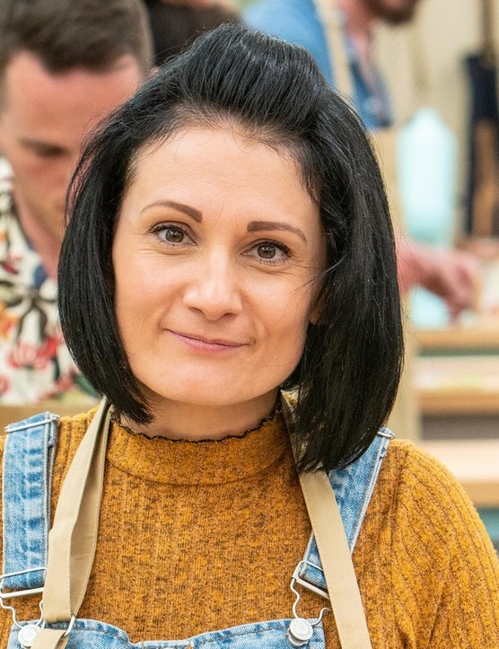 Bake Off Michelle (Channel 4)