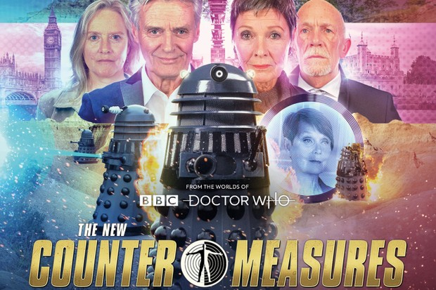 The New Counter Measures: The Dalek Gambit - Big Finish