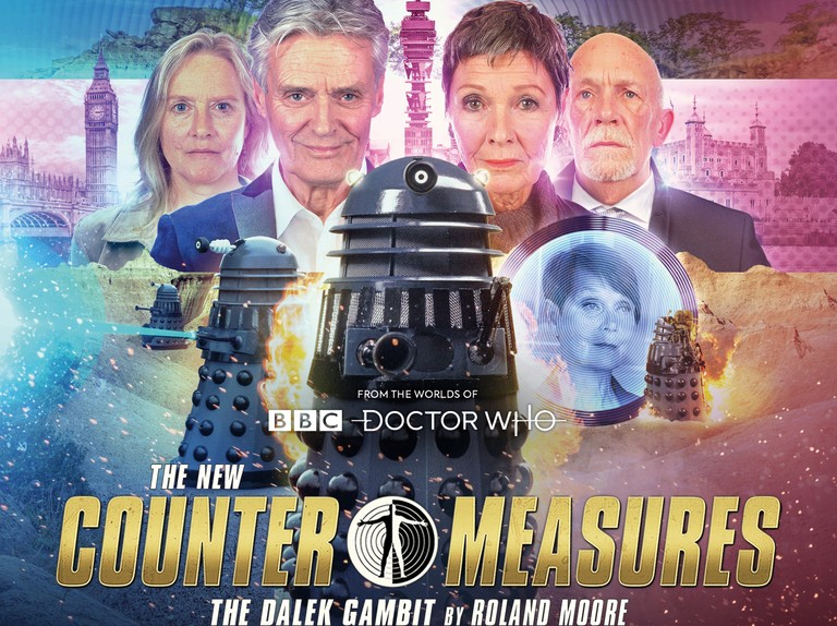 Exclusive: Doctor Who spin-off from Big Finish will pit the Daleks against the Movellans once more