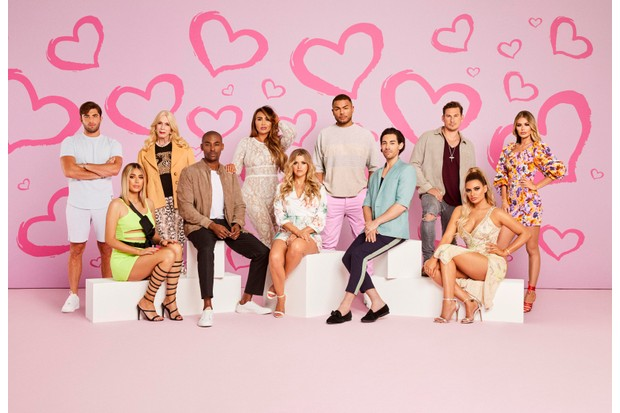 Celebs Go Dating cast (Channel 4)