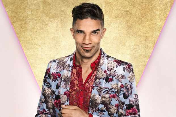 David James Strictly (BBC)