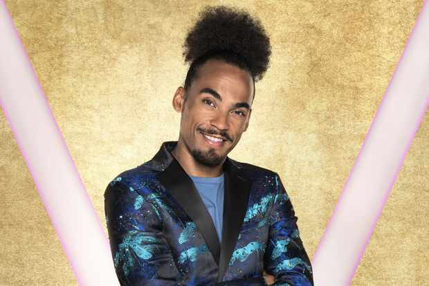 Dev Griffin Strictly (BBC)
