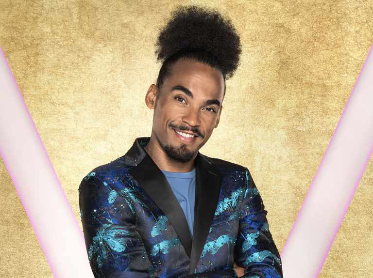 Strictly Come Dancing: Dev Griffin is the third celebrity to exit series