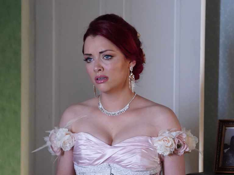 EastEnders: Whitney to be abandoned on her wedding day