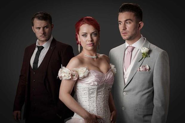 eastenders whitney ben callum wedding
