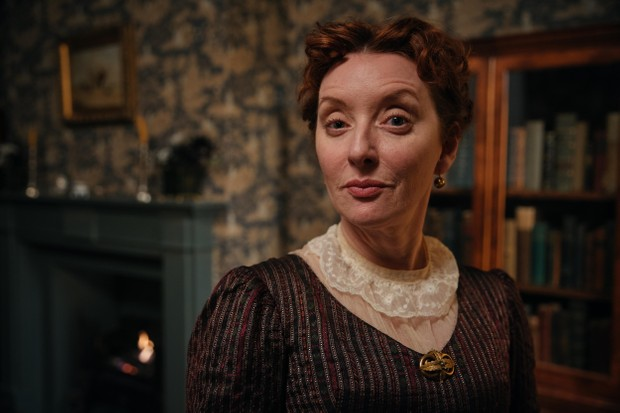 Elizabeth Berrington plays Mrs Griffiths in Sanditon