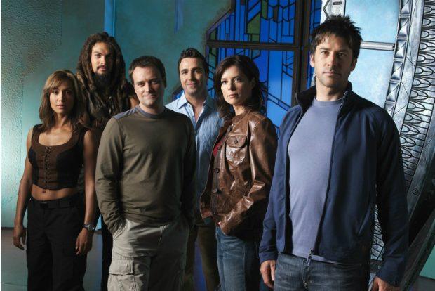 Stargate Atlantis Season Two Promo Card UK