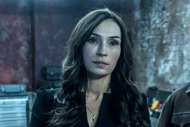 Famke Janssen plays Jessica Mallory