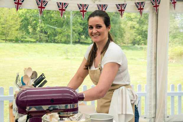 The Great British Bake Off 8 - 2017: - Baker Sophie