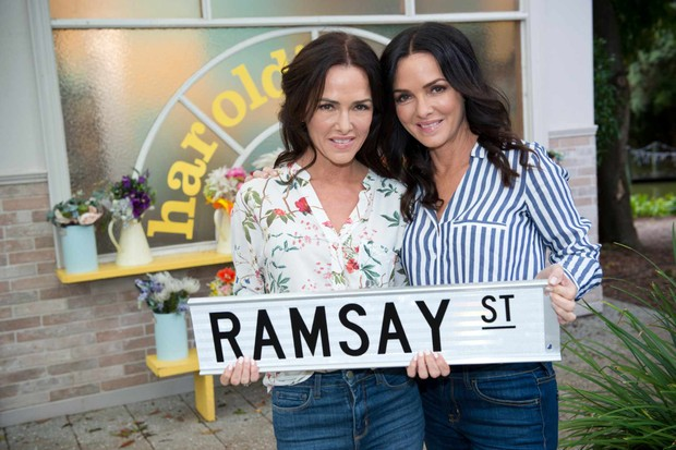 Gayle-and-Gillian-Blakeney-return-to-Ramsay-Street-reprising-their-characters-as-Christine-and-Caroline-Alessi-2-310864d