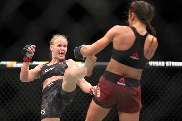UFC Fight Night 156 Shevchenko v Carmouche live stream TV channel