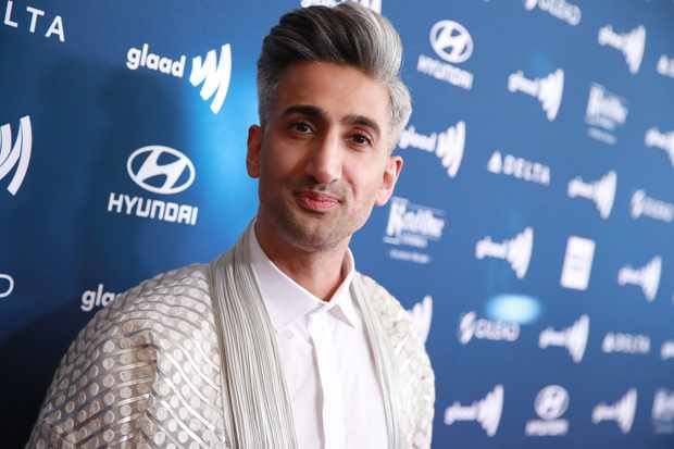 Tan France (Photo by Rich Fury/Getty Images for GLAAD)