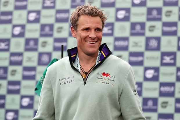 James Cracknell (Getty)