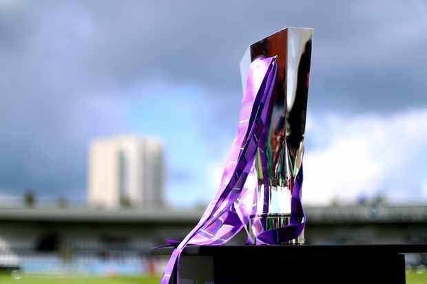 FAWSL trophy