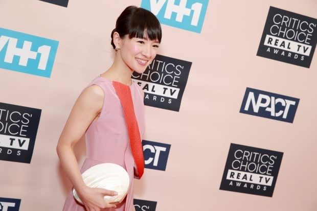 BEVERLY HILLS, CALIFORNIA - JUNE 02: Marie Kondo attends the Critics' Choice Real TV Awards at The Beverly Hilton Hotel on June 02, 2019 in Beverly Hills, California. (Photo by Rich Fury/Getty Images)
