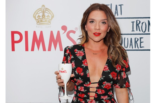 Candice Brown, Getty