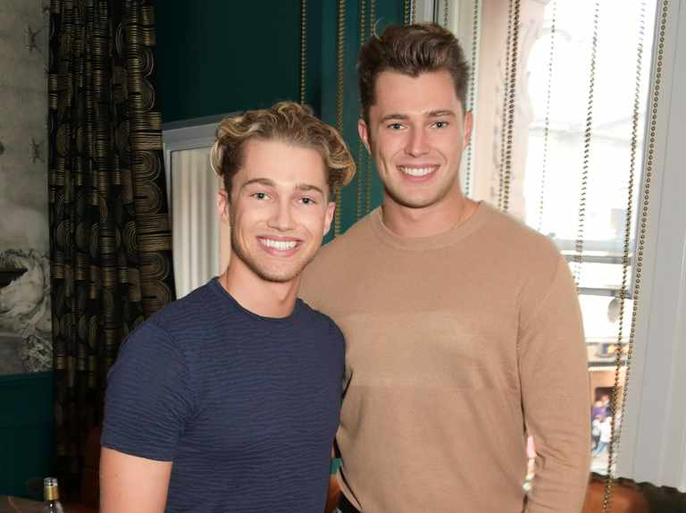 Curtis and AJ Pritchard to present new 'surprise dance lesson' segment on Lorraine