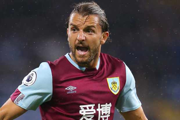 Burnley Jay Rodriguez