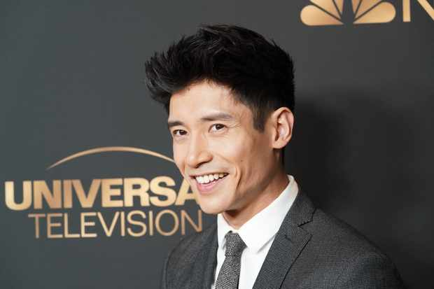 WEST HOLLYWOOD, CALIFORNIA - AUGUST 13: Manny Jacinto attends the NBC and Universal EMMY nominee celebration at Tesse Restaurant on August 13, 2019 in West Hollywood, California. (Photo by Rachel Luna/WireImage)