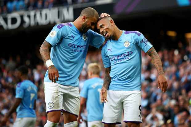 new styles cc6ae 665a7 Man City fixtures 2019/20: Next match, TV schedule, transfer ...